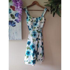 Ruby Rox Floral Summer Dress